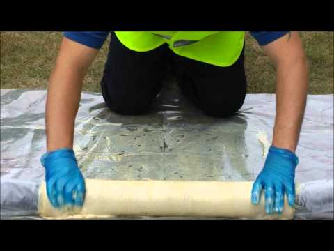 The Pipe Doctor No-dig Patch Repair System
