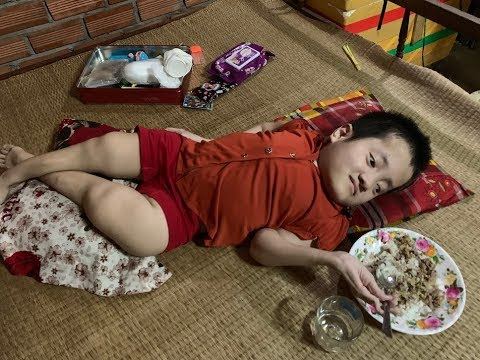 Cô bé xương thủy tinh với nghị lực học chữ khiến nhiều người vừa nể phục vừa thương - Thời lượng: 24 phút.