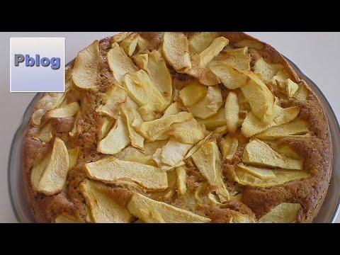 video ricetta: bimby - torta di mele e cannella