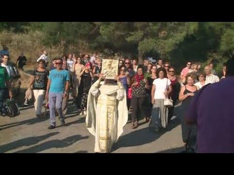 """Το """"Πάσχα του Καλοκαιριού"""" ο ξεχωριστός εορτασμός στην Ι.Μ Βουλκανίου"""