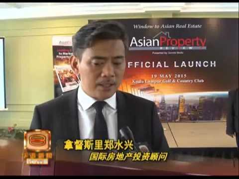 八度空间华语新闻报道:我国房地产前景乐观 隆市或成新宠