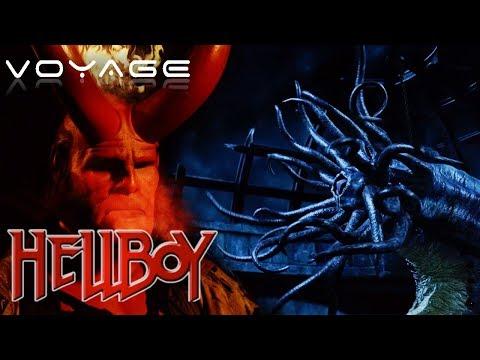 Hellboy Defeats Behemoth | Hellboy | Voyage