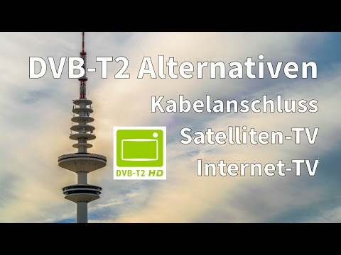 DVB-T2 HD und die Alternativen (u.a. zattoo, waipu)
