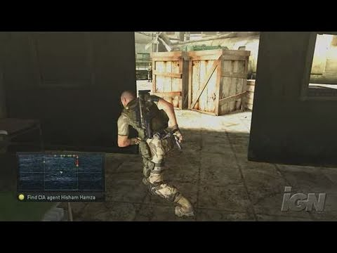 splinter cell double agent xbox 360 mission 1