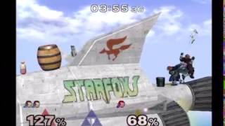 Casualties: A Casual Melee Combo Video