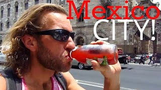 Mexico City Mexico  city images : Mexico Travel: How Expensive is MEXICO CITY?