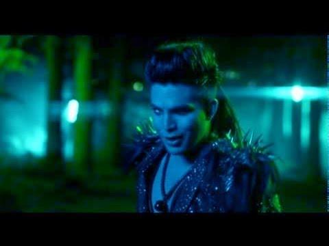 Adam Lambert - If I Had You (Cosmic Ravers Remix) (видео)