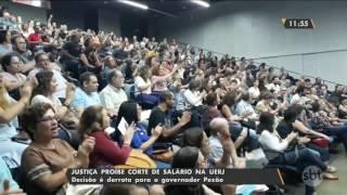 Apesar do estado de greve, a UERJ inicia hoje o processo de matrícula de novos alunos. Mas a queda de braço entre o Governo...
