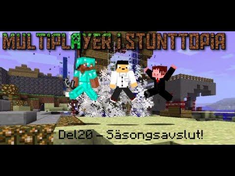 Swedish Minecraft Let´s Play Del 20 - Säsongsavslut!