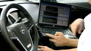 Tehnologii Opel Astra