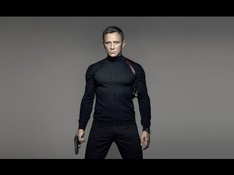 James Bond – Spectre – HD Teaser Trailer
