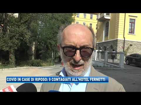 10/09/2020 - COVID IN CASE DI RIPOSO: 9 CONTAGI ALL'HOTEL FERNETTI