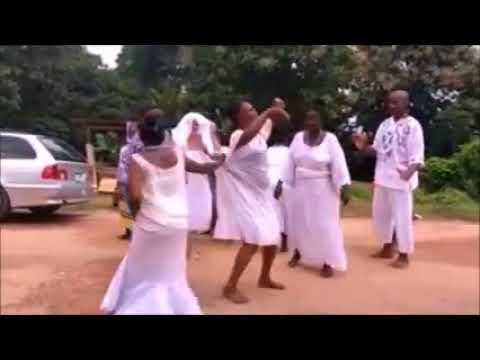 Osun possession in Yoruba land Nigeria oshun
