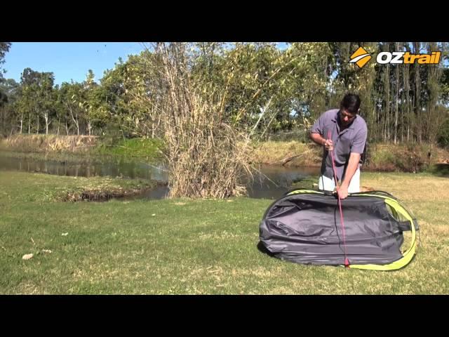 OZtrail Blitz 2/Wayfarer Tents - Ultra Compact Pack Down
