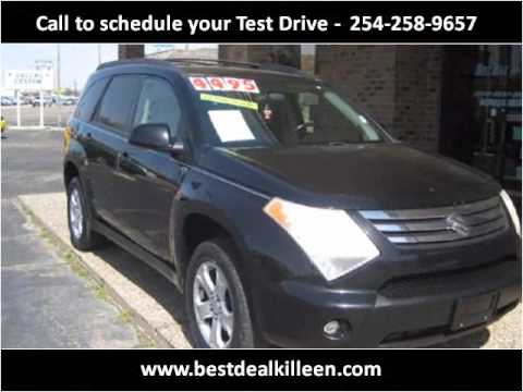 2007 Suzuki XL-7 Used Cars Killeen TX