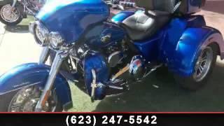 10. 2010 Harley-Davidson FLHTCUTG - Trike Tri Glide Ultra Class