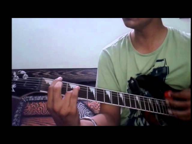 Jeena Jeena Guitar Lesson By Mykee : Mp3FordFiesta.com