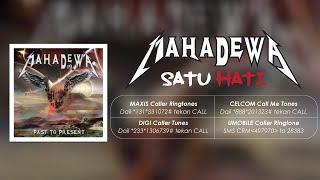 Video Mahadewa Feat. Judika - Satu Hati [Official Lyrics Video] MP3, 3GP, MP4, WEBM, AVI, FLV Januari 2018