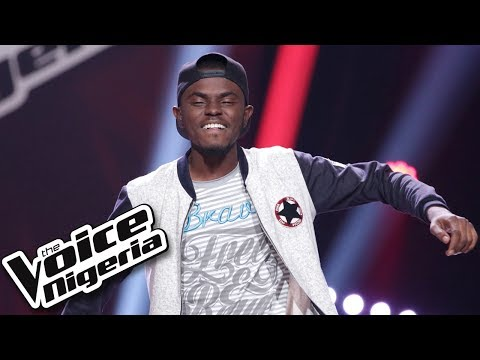 """Kendris Ologidi sings """"What a girl wants"""" / Blind Auditions / The Voice Nigeria Season 2"""