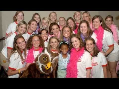 Chi Omega/Make-A-Wish Alliance Video 2011