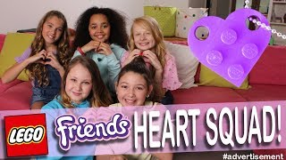 Video I can't believe it! We're the LEGO Friends Heart Squad! | Rosie McClelland MP3, 3GP, MP4, WEBM, AVI, FLV September 2018