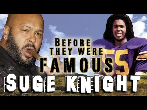 SUGE KNIGHT | BEFORE THEY WERE FAMOUS @sugeknight