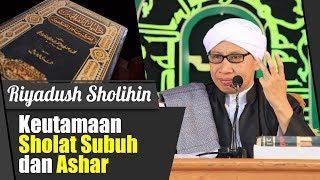 Video Bab : Keutamaan Sholat Subuh dan Ashar| Buya Yahya |Kitab Riyadush Sholihin | 9 September 2018 MP3, 3GP, MP4, WEBM, AVI, FLV Mei 2019