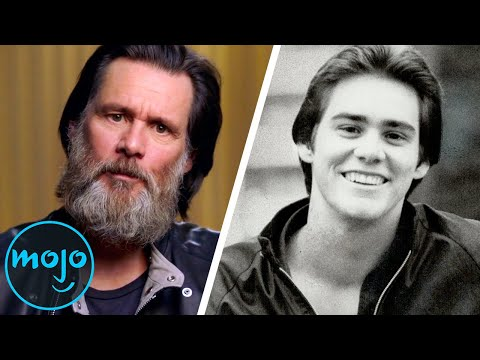 The Tragic Life of Jim Carrey