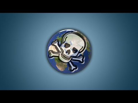 pourquoi il y a la fin du monde