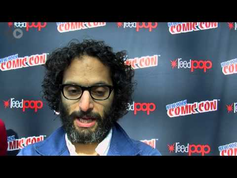 The League Nick Kroll Talks Improvisation