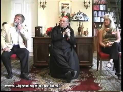 Cardinal Glemp Private Meeting with Jan Lewan tour.