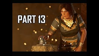 Shadow of the Tomb Raider Walkthrough Part 13 - Serpant Key (Let's Play Gameplay Commentary)
