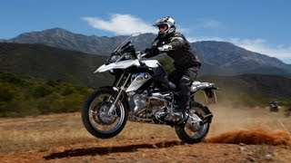 8. 2013 BMW R1200GS Review