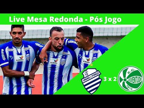 Live Mesa Redonda - Pós jogo CSA x Juventude