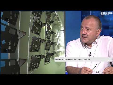 Веселин Илиев: Износът основно на базови продукти се превръща в пречка за българската икономика