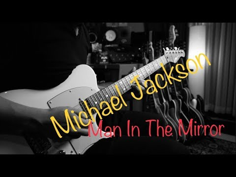 Michael Jackson  –  Man In The Mirror –  Electric guitar cover by Vinai T