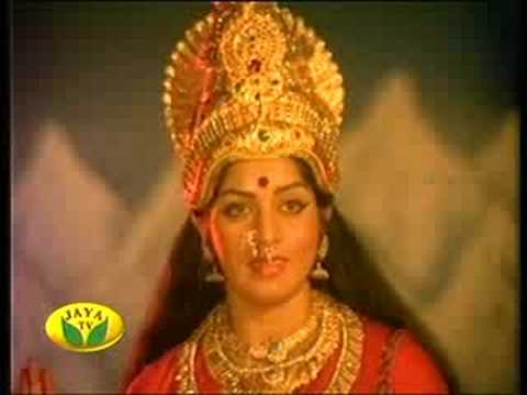 karpagambal - This is the first scene from the tamil movie