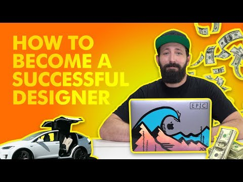 How to Become a Successful Designer