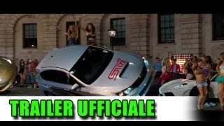 Fast&Furious 6 Trailer Italiano HD