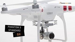 www.droneshop.com Cliquez sur PLUS pour en apprendre plus sur le Phantom 3 Standard. L'équipe de Droneshop teste le...