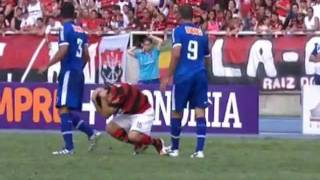 33a rodada - 06/11/2011 Doutor Runco explica ausência do goleiro Felipe no jogo. Médico relata que arqueiro tomou medicação que consta na lista anti ...