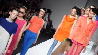 ASV By Asava Fashion Show @ Bangkok International Fashion Week, March 2011.