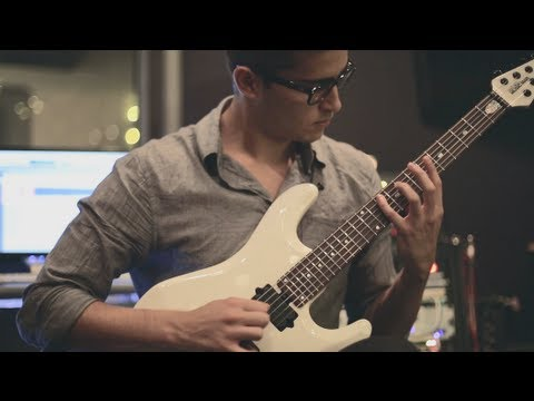 Elitist - Domino Theory Guitar Playthough