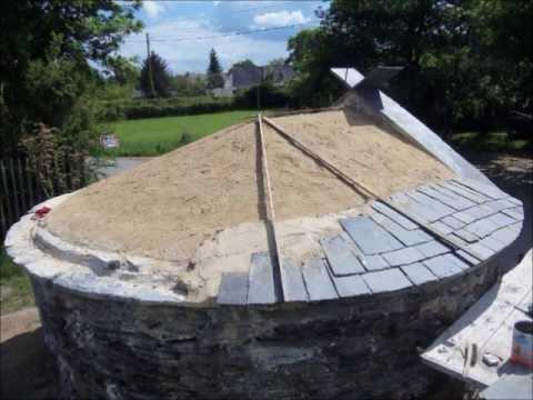 Comment construire un four a pain en briques refractaires for Construire un four a bois exterieur