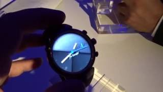 Asus Zenwatch 3, un primo e rapido sguardo