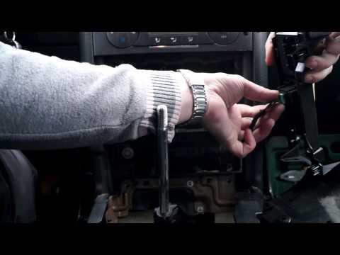 центральная консоль на форд мондео 3