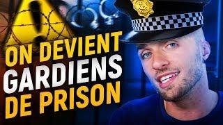 ON DEVIENT GARDIENS DE PRISON ! (ft. Squeezie, Gotaga, Micka, Doigby, Maxenss)