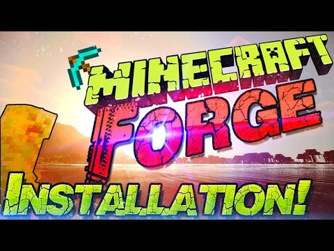 ✰ Minecraft 1.7.10 & 1.7.2 Forge Modloader (FML) Installation! ✰ Windows + Mac | German Deutsch
