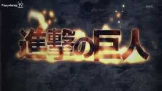 Disclaimer: I DO NOT CLAIM OR OWN THIS VIDEO. ALL RIGHT AND CREDITS IS BELONG TO THE OWNER OF THE SHINGEKI NO KYOJIN