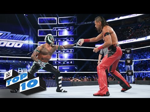 Top 10 SmackDown LIVE Moments: WWE Top 10, October 16, 2018